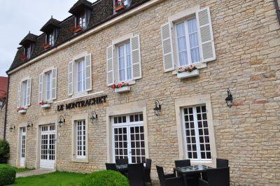 Odličan restoran Le Montrachet u selu Puligny Montrachet
