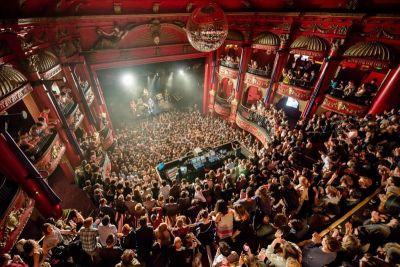 Koko je legendarna londonska koncertna dvorana