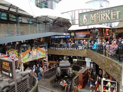 Camden Market: Svakodnevna vreva