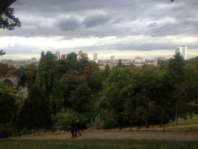 Najdraži pariški park Buttes Chaumont