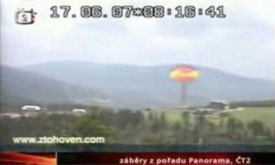 """Akcija s """"atomskom bombom"""" proslavila je Ztohoven"""