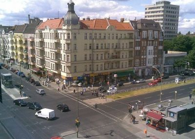 Leopoldplatz je središte Weddinga