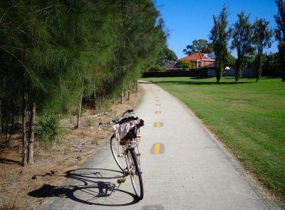 Sydney je premrežen biciklističkim stazama