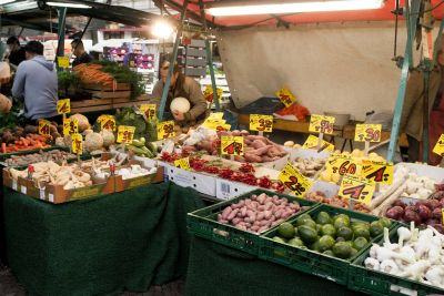 Šarenilo voća i povrća