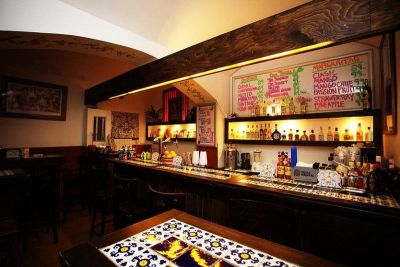 Restoran je ujedno i meksički kulturni centar