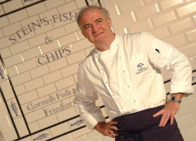 Rick Stein je najpoznatiji britanski riblji chef