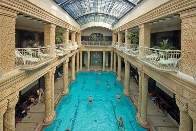 Kupalište Gellert nudi aristokratski doživljaj
