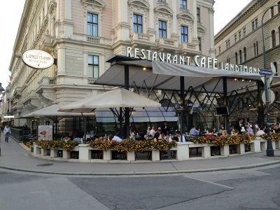 Cafe Landtman okupljalište Rusa i inih Slavena