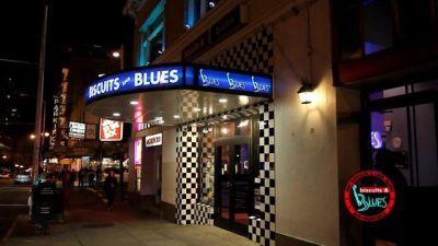 Bisquits&Blues odličan klub u blizini Union Squarea