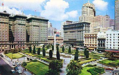 Union Square je samo središte grada