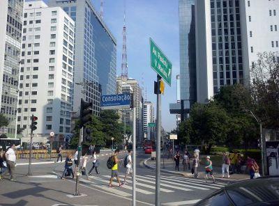 Avenida Paulista poslovni je centar južne Amerike