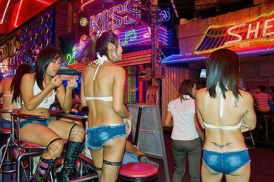 Ulica Soi Cowboy jedna je od atrakcija noćnog života