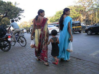 Prelazak ulice u Mumbaiju prava je avantura