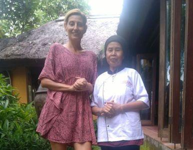 U društvu s glavnom kuharicom  Soelastri