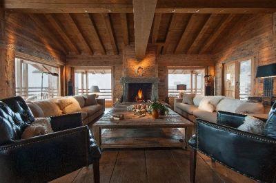 Luksuzni apartman tipičan za Švicarsku i Francusku