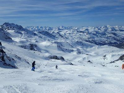 Skija se doslovno svugdje oko Val Thorensa