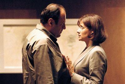 Sjajna Lorraine Bracco u ulozi Tonyjeve psihijatrice