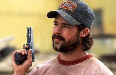 Brad Pitt kao savršeni zli redneck u Kaliforniji