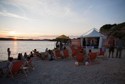 Sjajno pogođena lokacija festivala (foto: Facebook)