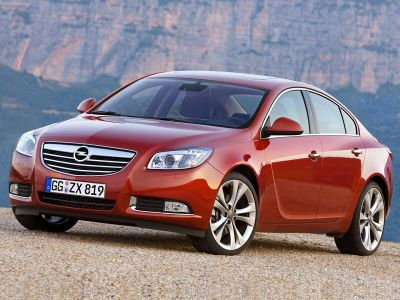 Opel Insignia iz 2009. godine