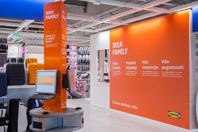 IKEA Family kartica nudi pogodnosti za kupce