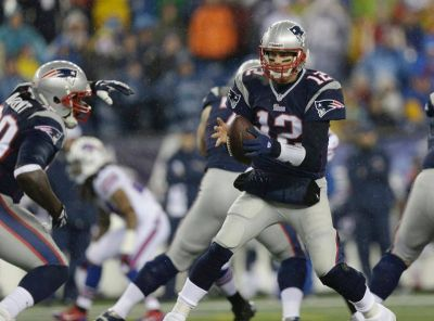Brady je postao simbol Patriotsa