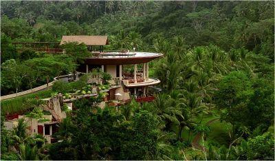 Zapadnjački Ubud: Four Seasons Hotel u džungli