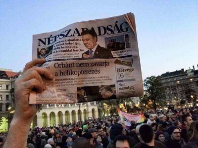 Protiv gašenja lista prosvjedovalo je nekoliko tisuća ljudi