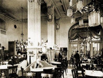 Kavana Corso 1906. godine