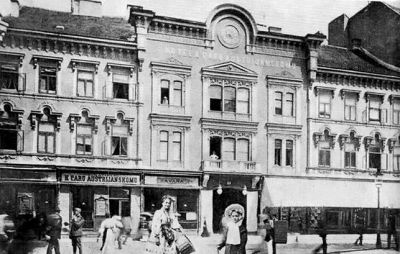 Hotel K austrijskom caru na Ilici