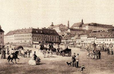 Zagrebačka davna svakodnevica
