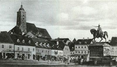 Jelačić plac 1900. godine