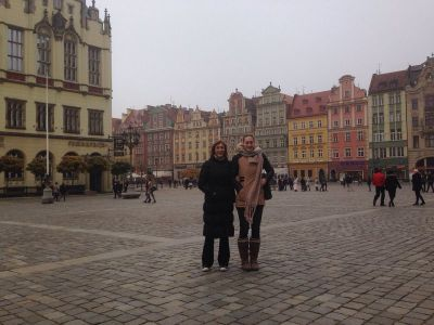 Wroclaw: Tipični srednjeeuropski glavni trg
