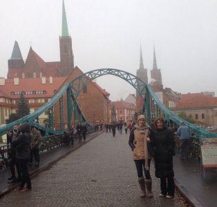 Wroclaw jw grad mostova