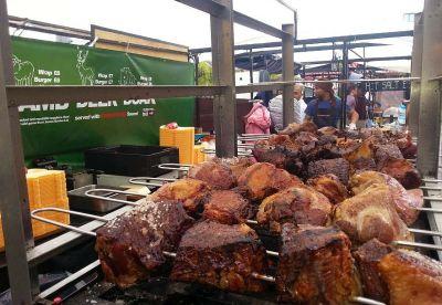 Brazilci su na Camden Marketu odnedavno