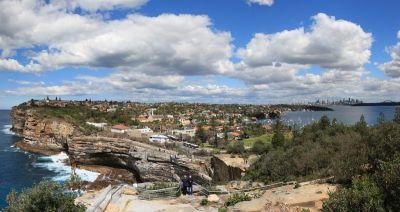 Watsons Bay: Impresivne stijene i kuće imućnih