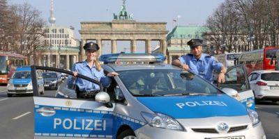 Berlinski policajci prilično su ljubazni