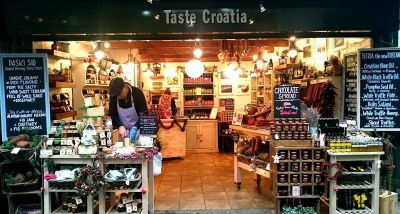 Hrvatske delicije u Taste Croatia