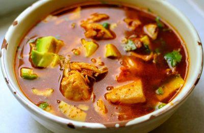 Obilna i neodoljiva sopa azteca