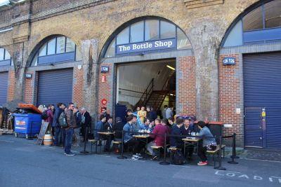 Bottle shop je jedna od najpopularnijih pivovara