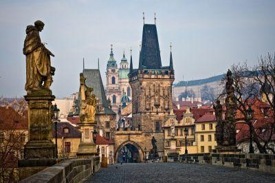Prag je bio grad straha i doušnika
