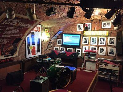 Mali stage u vrhunskom jazz klubu