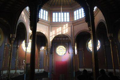 Rumbach sinagoga danas je koncertni prostor