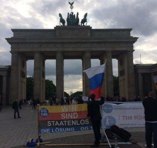 Avet prošlosti u središtu Berlina