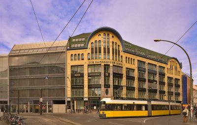 Haschesche Hof: Mjesto s dućanima, kafićima i kinima