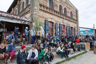 Kreuzberg je kvart fantastičnih kafića