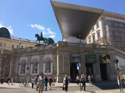 Albertina, zgrada s milijun ukrasa