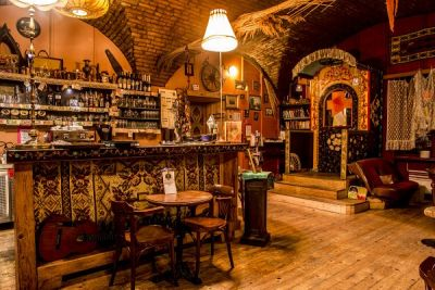 Zlati zob: Etno klub s dobrom hranom