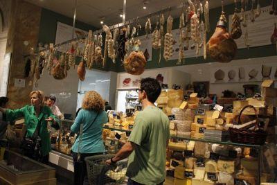 Eataly: Najbolji izbor talijanskih sireva i pršuta u gradu