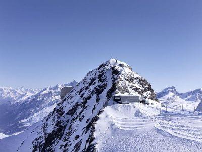Fascinantni Matterhorn Glacier Paradise